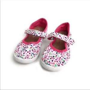 COMING SOON: TOMS TODDLER GIRL MARY JANES